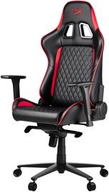Игровое кресло Kingston HyperX Blast, черный/красный