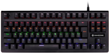 Tracer Gamezone Stinger 87 Mechanical Gaming Keyboard EN Black