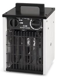 Elektriskais sildītājs Trotec TDS 10 White/Black, 2 kW
