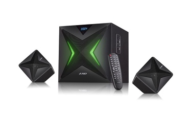 F&D F550X Multimedia Bluetooth Speakers