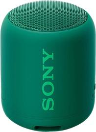 Беспроводной динамик Sony XB12 Extra Bass Green