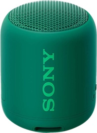 Bezvadu skaļrunis Sony XB12 Extra Bass Green