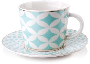 Mondex Zoe Cup And Saucer 240ml HTPS8693