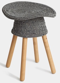 Umbra Coiled Stool Grey