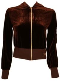 Džemperi Bars Womens Jacket Dark Brown 83 S