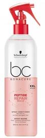 Schwarzkopf BC Bonacure Peptide Repair Rescue Spray Conditioner 400ml
