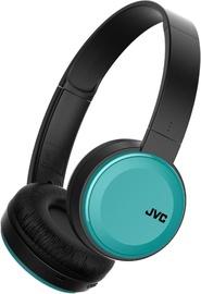 Austiņas JVC HA-S30BT Blue, bezvadu