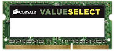 Operatīvā atmiņa (RAM) Corsair CMSO8GX3M1C1600C11 DDR3 (SO-DIMM) 8 GB
