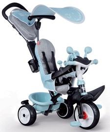 Трехколесный велосипед Smoby Baby Driver 3in1, голубой