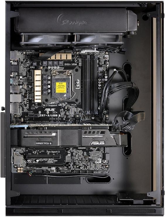 Lian Li PC-O10WX Mid Tower eATX Black