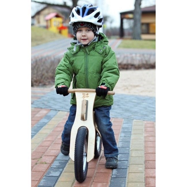 Балансирующий велосипед MGS FACTORY DipDap Red Seat