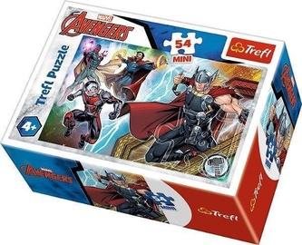 Trefl Puzzle Mini Marvel Avengers 54pcs Assort 54166