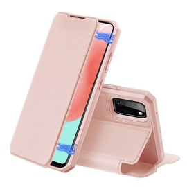 Dux Ducis Skin X Bookcase For Samsung Galaxy A41 Pink