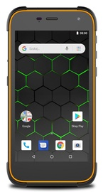 MyPhone Hammer Active 2 Dual Black Orange