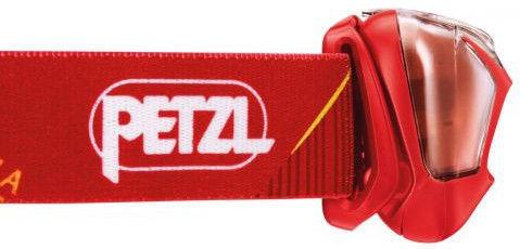 Petzl Tikkina Hybrid Red