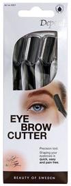 Depend Eye Brow Cutter Black 3pcs