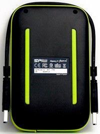 Silicon Power 1TB Armor A60 2.5'' USB 3.0 Black