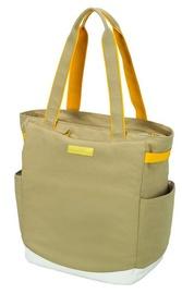 Спортивная сумка Wilson Women's Tote Khaki, коричневый/кремовый