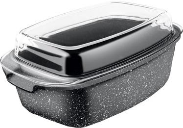 Форма для выпечки Lamart LT1156, прозрачный/черный