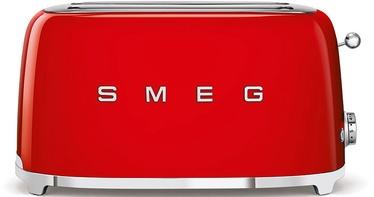 Тостер Smeg TSF02RDEU Red