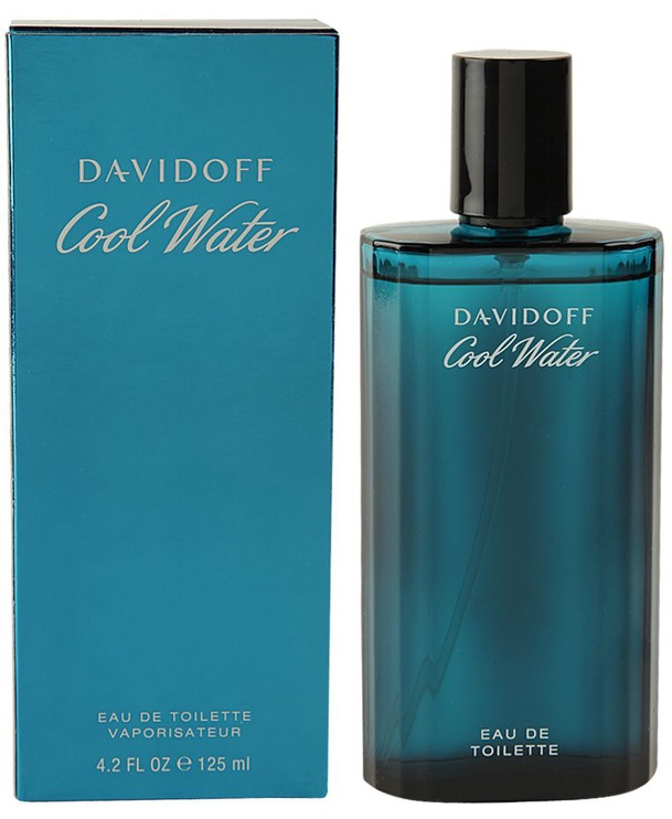 Smaržas Davidoff Cool Water 125ml EDT