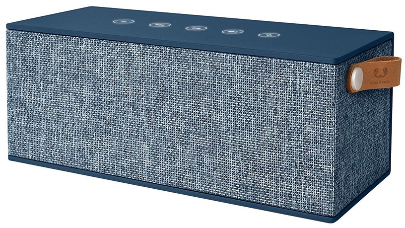 Bezvadu skaļrunis Fresh 'n Rebel Rockbox Brick XL Fabriq Indigo, 20 W