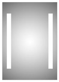 Spogulis Masterjero Novito YJ-2131H, ar gaismu, stiprināms, 60x80 cm
