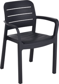 Keter Tisara Garden Chair Graphite