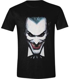 Licenced Batman Alex Ross Joker T-Shirt Black L
