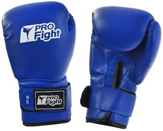 ProFight PVC Boxing Gloves Blue 10oz