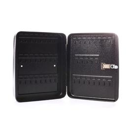 Ящик для ключей KM300-45 240x300x75mm 45T черный