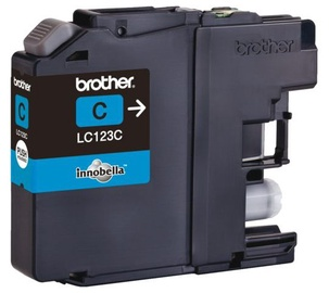 Brother LC123C Cyan