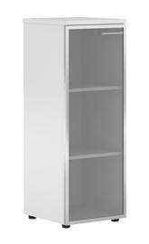 Офисный шкаф Skyland Xten XMC 42.7 Left White
