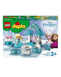 Konstruktors Lego Duplo Frozen Elsa And Olafs Tea Party 10920