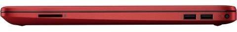 Ноутбук HP 15 15-dw1083wm Red 1B9S3UA, Pentium®, 4 GB, 128 GB, 15.6 ″