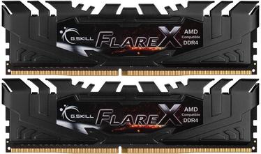 Operatīvā atmiņa (RAM) G.SKILL Flare X F4-3200C16D-32GFX DDR4 32 GB CL16 3200 MHz