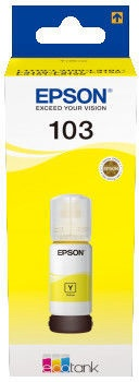Epson 103 EcoTank Ink Bottle Yellow