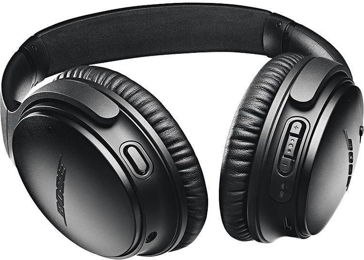 Austiņas Bose QuietComfort 35 II Black, bezvadu