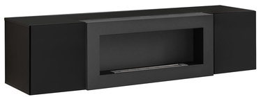 ASM Fly SBK Hanging Cabinet Black