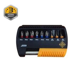Forte Tools Impact Bit Set BT10-00