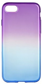 Mocco Gradient Back Case For Apple iPhone X Purple/Blue