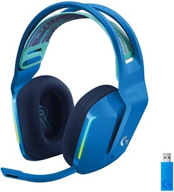 Беспроводные наушники Logitech G733 Blue