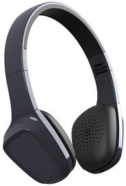 Austiņas Energy Sistem Headphones 1 Graphite, bezvadu