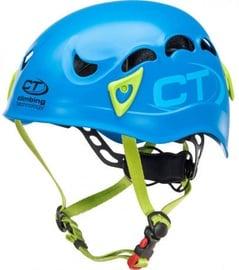 Alpīnistu ķivere Climbing Technology Galaxy Helmet Blue/Green