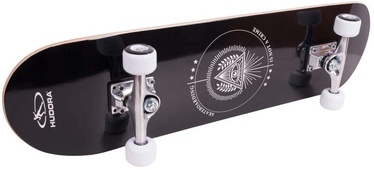 Hudora Columbia Heights Skateboard Black