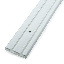 Направляющая Domoletti Curtain Rod Board 2 Rails 150cm White