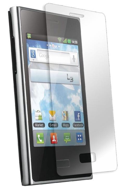 BlueStar Screen Protector For LG Optimus L3 E400 Glossy