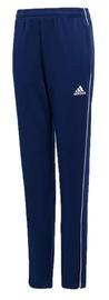 Adidas Core 18 Jr Training Pants CV3994 Dark Blue 116cm