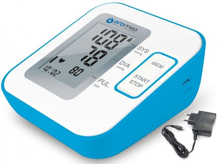 Asinsspiediena mērītājs Oro-Med N3 Compact