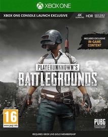 Playerunknowns's Battlegrounds Xbox One